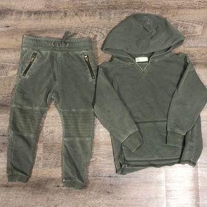 H&M matching set
